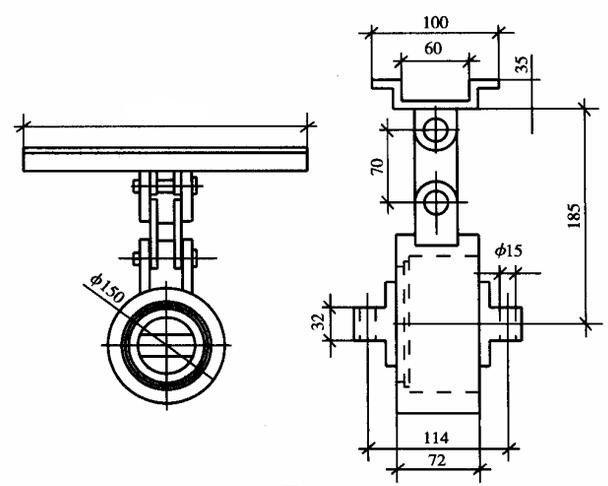 Improvement Of Screw Crane Bearing