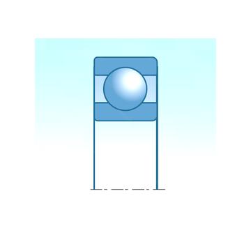 16016 NTN-SNR Deep Groove Ball Bearings #1 small image
