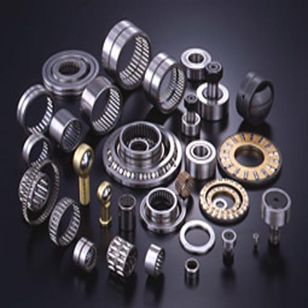 IKO CRE24BUU Cam Follower and Track Roller - Stud Type  Bearing #4 image