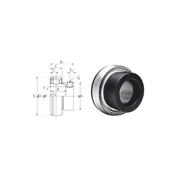 SA210-31F KOYO Deep Groove Ball Bearings #1 image